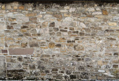 Vintage brick wall, architectural background texture. Vintage brick wall, architectural background or texture Royalty Free Stock Images
