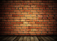 Vintage brick wall background Stock Photo