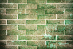 Vintage brick wall background Royalty Free Stock Photography