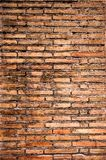 Vintage brick wall background textured Royalty Free Stock Photography