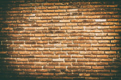 Vintage brick wall background and textures Royalty Free Stock Photography