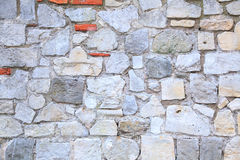 Vintage Brick Wall Stock Image