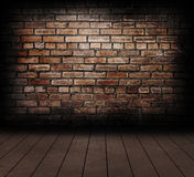 Vintage brick wall. Stock Photography