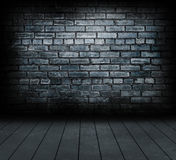 Vintage brick wall. Royalty Free Stock Image