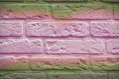 Vintage bricks in borders. Background of vintage bricks and bricksin borders Royalty Free Stock Photo