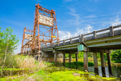 Vintage bridge Stock Image