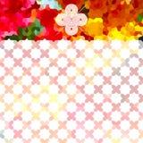 Vintage bright minimalistic background Stock Photo