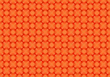 Vintage bright orange pattern for background royalty free stock images