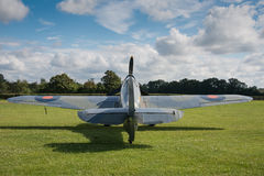 Vintage British Hawker Sea Hurricane Royalty Free Stock Photography