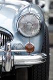 Vintage British Sportscar Stock Image