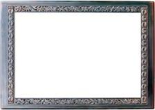 Vintage bronze frame Stock Image