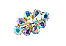 Vintage brooch royalty free stock photography