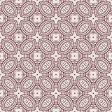 Vintage brown and beige pattern Royalty Free Stock Photos