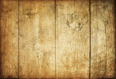 Vintage brown wooden planks Stock Photos