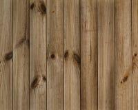 Vintage brown wooden planks Stock Images