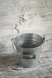 Vintage bucket Stock Images