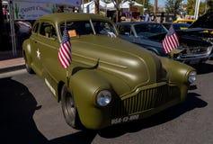Vintage automobile Stock Images