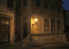 Vintage building in Banska Stiavnica Stock Photography