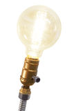 Vintage bulb lamp Royalty Free Stock Image