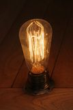 Vintage bulb Royalty Free Stock Photos
