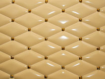 Vintage bumpy ceramics wall Royalty Free Stock Images