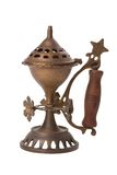 Vintage burner Royalty Free Stock Images