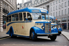 Vintage bus Royalty Free Stock Image