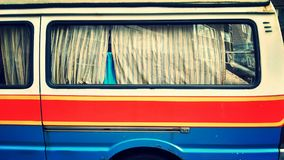 A vintage bus Royalty Free Stock Images