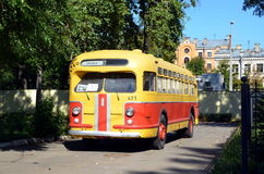 Vintage bus Royalty Free Stock Photography