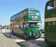 Vintage Bus Royalty Free Stock Photos