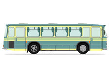 Vintage bus Royalty Free Stock Images