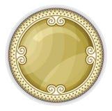 Vintage button Royalty Free Stock Photos