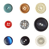 Vintage buttons Royalty Free Stock Images