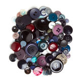Vintage buttons Stock Photos