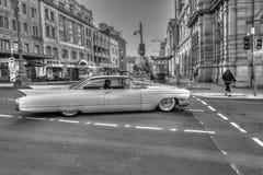 Vintage Cadillac Royalty Free Stock Image