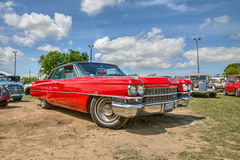 Vintage Cadillac Series 6200 Royalty Free Stock Image
