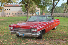 Vintage Cadillac Series 6200 Stock Photography