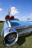 Vintage cadillac tail Stock Photography