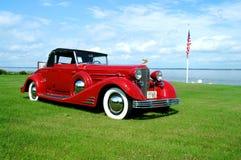 Vintage Cadillac V16 Royalty Free Stock Photography