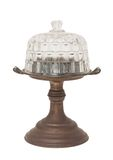 Vintage cake stand Royalty Free Stock Photography