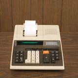 Vintage calculator Stock Photos