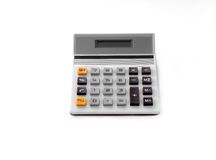 Vintage Calculator Royalty Free Stock Photography