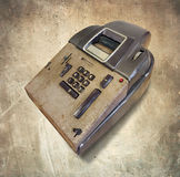 Vintage calculator Royalty Free Stock Photos