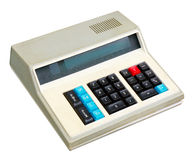 Vintage calculator Royalty Free Stock Images