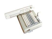 Vintage calculator Royalty Free Stock Photos