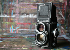 Free Vintage Camera Royalty Free Stock Image - 12130896