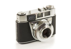 Vintage camera Stock Images