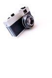 Vintage Camera. Isolated on white background Royalty Free Stock Photo