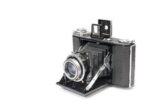 Vintage camera Stock Photography
