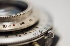 Vintage camera controls